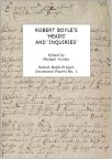 Robert Boyle's 'Heads' and 'Inquiries' - thumbnail cover image
