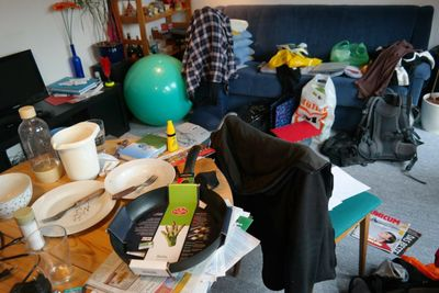 Will de-cluttering save the planet?