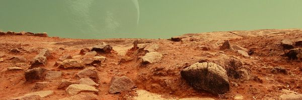 Selecting the landing site for 2018 ExoMars Rover
