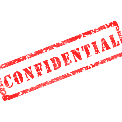 Disclosing your condition and confidentiality