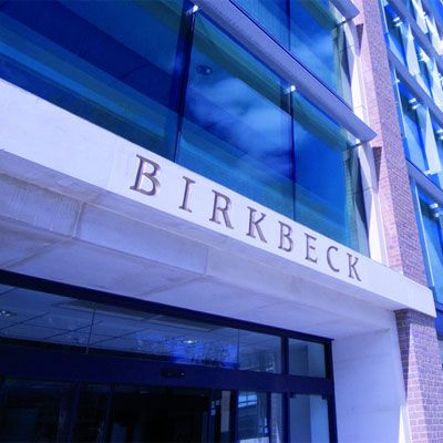 Your Birkbeck student card